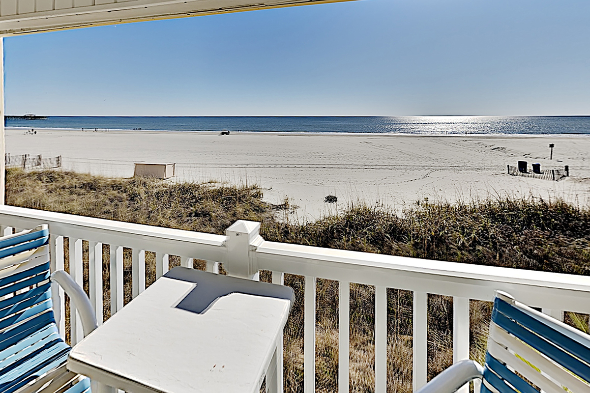 A Place at the Beach VI C209 Golf Packages