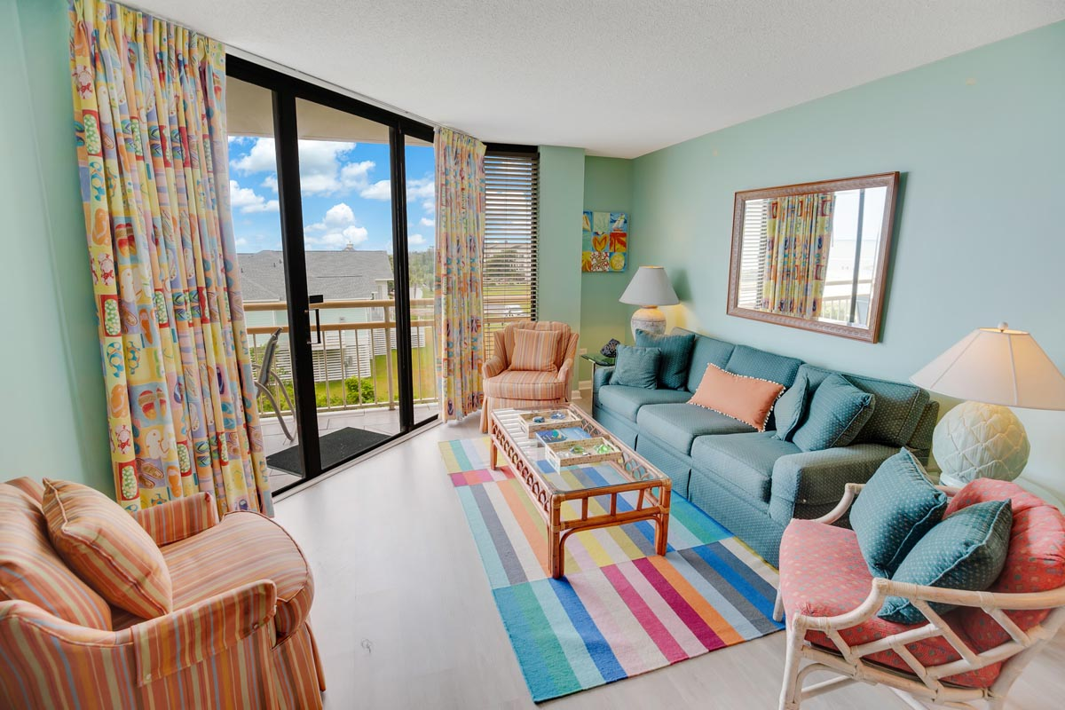 Ocean Creek South Tower PP3 Vacation Rentals
