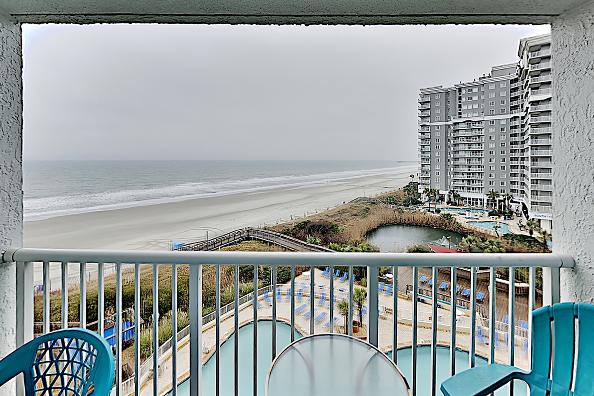 SeaWatch North Tower - 611 Grand Strand Retreat
